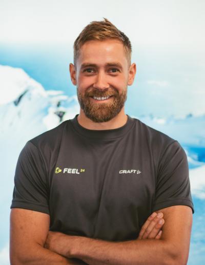 Håkon Østrem - Feel24