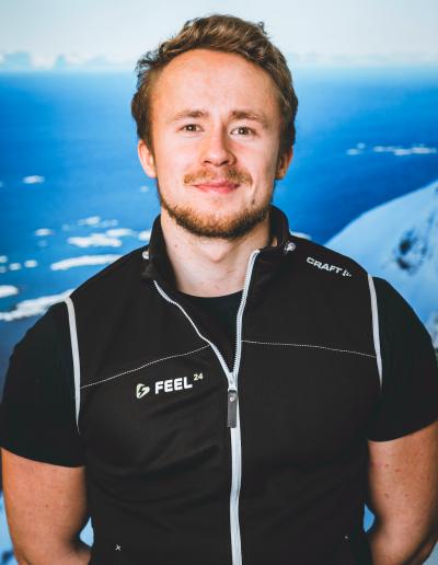 Andreas Johansen - Feel24