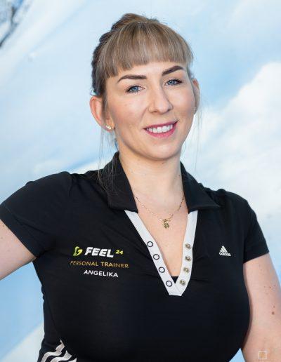 Angelika Pizyk - Feel24